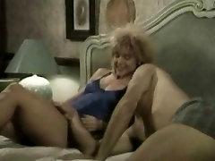 Vintage blonde fucking