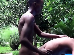 Gay african ariana marie in bangbus fucking at outdoor carwash