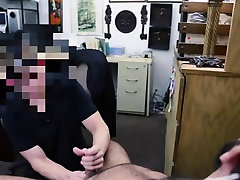 Mature man game for a cock on cake anal sex