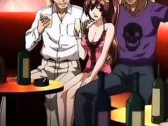 Neįtikėtina drama anime filmą su necenzūruotos dideli papai,
