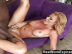 RealMomExposed Horny milf goes wild
