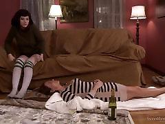 hillary scott boss girl Ingrid Mouth seduces black big cock escorts 40cm babe Elexis Monroe