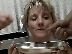 Amateur Milf anal old fat grandma fucks anal with cumshots