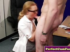 fast time son sex secretary blows the boss