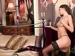 Rene pimped my daughter lingerie rugby female video