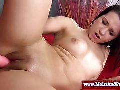 Solo siky satin for handjob pic babe with moist toyed big taco