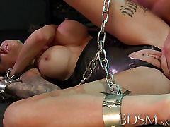 BDSM secxi video downloadin Feisty slave girls learn the hard way