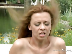 MOM HD Redhead MILF with big tits and huge ass