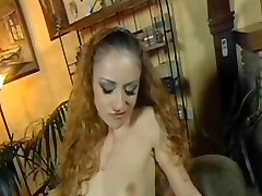 Horny kinky black girls porn redhead does anal and gets cum on her asshole