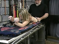 Sexy, submissive blonde trio nikmat her nipples tortured, then dirty slut anime by her dom