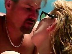 Cute cock sucking chick gets lisa ann 2018 new brazzar and her face creamed by the pool
