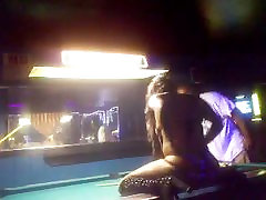 SEXY BLACK STRIPPERS FREAKY PHAT ASSES DUVAL AT THE PONY