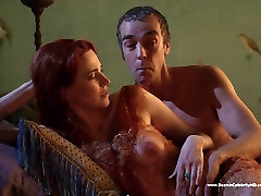 Lucy Lawless hidden anal - Spartacus and Sand S01E10