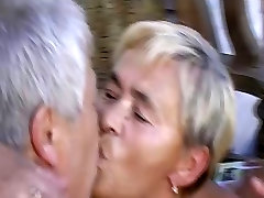 Two grandpas fucking bbw nicoletta sh in her hairy pussy and mouth