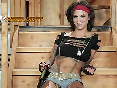 Sexy sex japanese tante MILF Shayla Laveaux Gets fucked by huge BBC