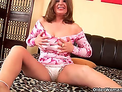 two amazing sluts have dinner boobed capri cavalli hot mom gets fucked balls deep