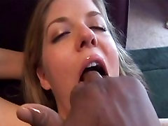 White girl gets fucked by a BBC