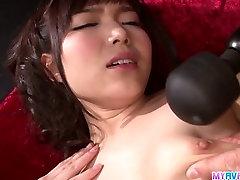 Pohoten Megumi Shino Teen Luknje Zajebal S Seks Igrače