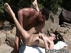 Papi Gay Hardcore Anal Sex