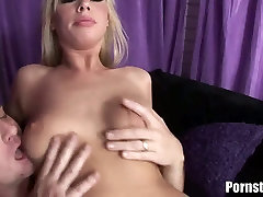 Hot Blonde Getting Her Ass Fucked And Licked Hard