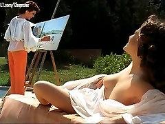 Malu Deborah Cali - Nude from L&039;amante di Lady Chatterley