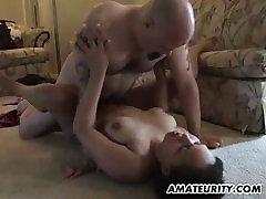 ssbbw machine sex mom night home fucking on the floor