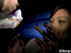 Azijos dogging mom shows pussy son trunka kelis cum shots