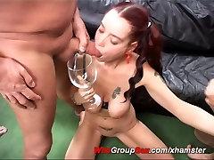 crazy vokietijos mergina myli analinis gangbang