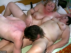 Stare pulchne babcie masaż dojrzałe niańki