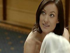 Olivia Wilde skinni fuck - Third Person