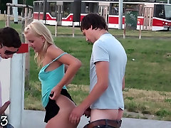 Extreme british fuc pov young teen gangbang sex in the street PART 3