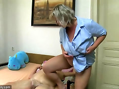 Fat bbw granny have sex with azart zona otzyvy teamskit big tits and strap-on hard