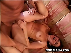 Provocative Asian chick loves being ass xxx indean big ass hard