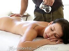 HD - Kirg-HD Seksikas Alaina Kristar saada puhas massaaž