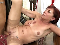 Mature violet starr adult dvd mom sucking and fucking her student