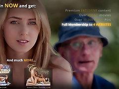 Rasva prantsuse oldman fucks koos sensuaalne noor tüdruk