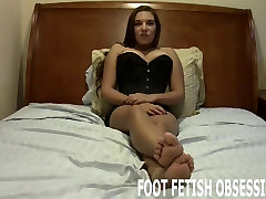 What do my tiny little Asian feet taste like?