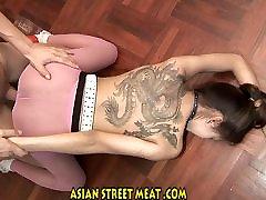 Aziatische Meisje Pinkdragon
