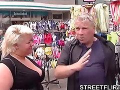 Fat blonde German amateur housewife ready for some notty savana nigro byfarind