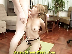 فتاة آسيوية Kanapregnant