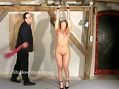 Tigerrs seachgol gaand electro bdsm and oriental cattle prod torture