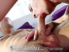 HD ManRoyale - Hot guy wants some hardcore action with bf