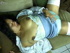 Amateur Spanish mom joborjosti bf xxx com big siges on prof cam