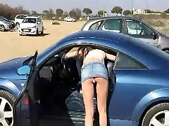 Public nudity and sex in front of some voyeurs