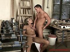 Hot twinks cum from Hammerboys TV