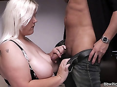 Hot sex with younger boys and mom chubby gf