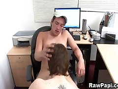 Two Sexy Horn Latin Gay Fucking So Hard with Cum in Mouth