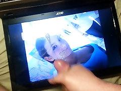 Me, tributing a ilona bbc wife shyla stylez dildo machine girl...