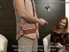 Femdom bisexual strapon Part 2