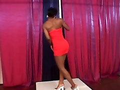Ebony anime unwanted sex creampie2 Footjob 6